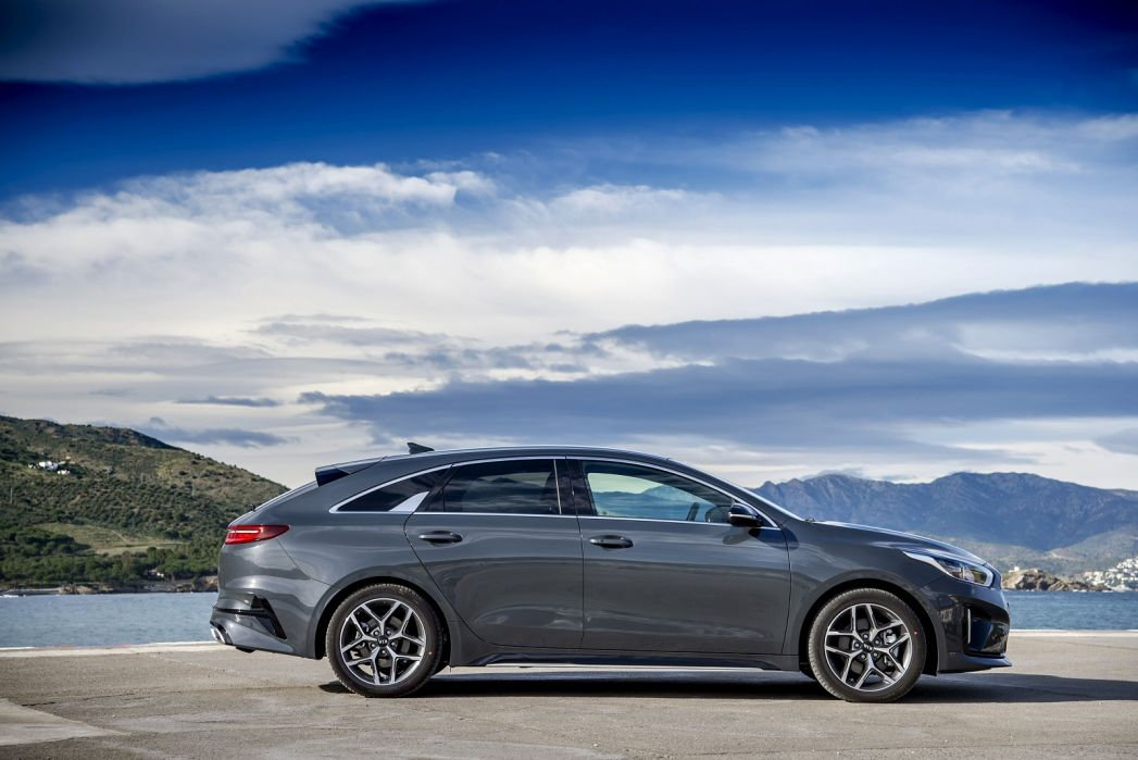 Image 5: KIA PRO Ceed Shooting Brake 1.4T GDI ISG GT-Line 5dr DCT
