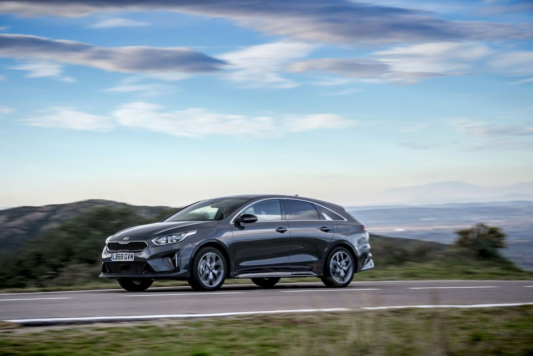 Image 4: KIA PRO Ceed Shooting Brake 1.4T GDI ISG GT-Line 5dr DCT