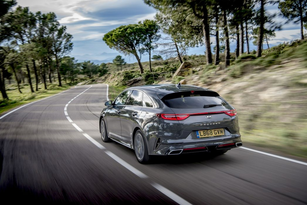Image 3: KIA PRO Ceed Shooting Brake 1.4T GDI ISG GT-Line 5dr DCT