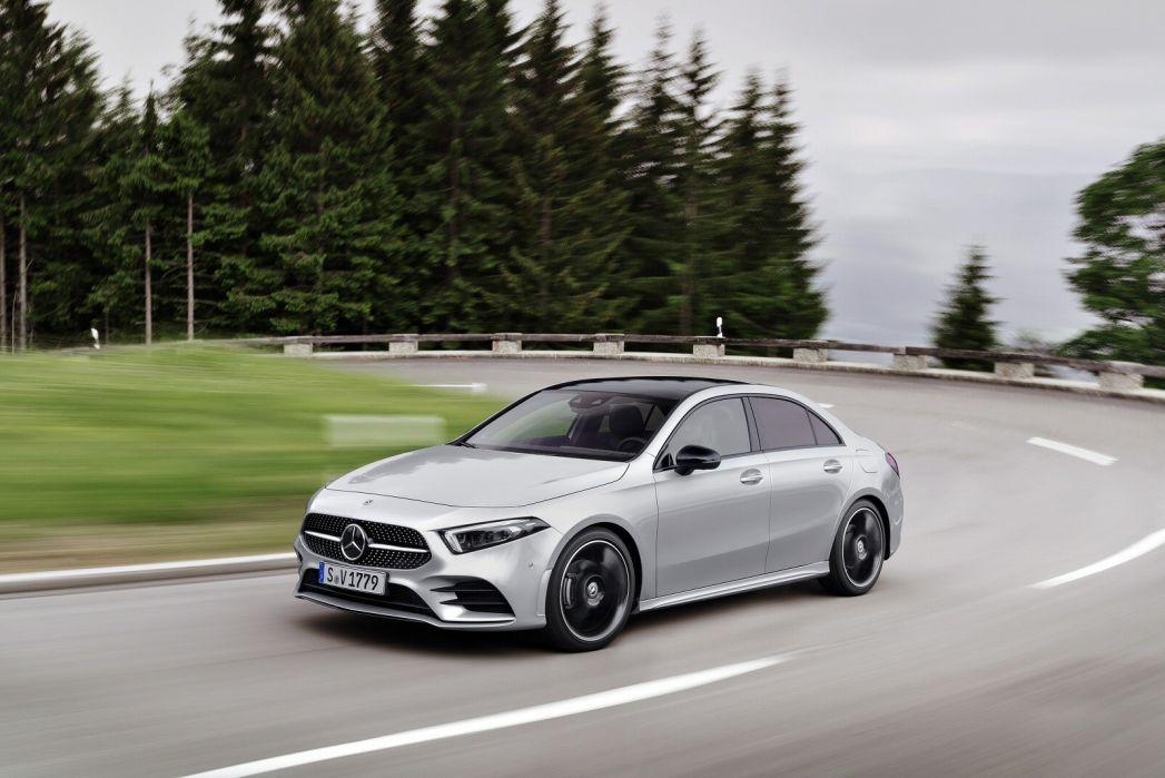 Image 3: Mercedes-Benz A Class Saloon A250 AMG Line Executive 4dr Auto