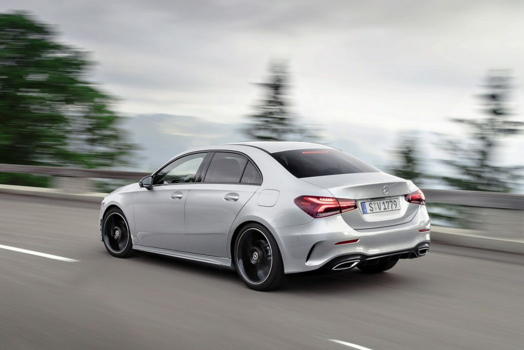 Image 5: Mercedes-Benz A Class Saloon A250 AMG Line Executive 4dr Auto