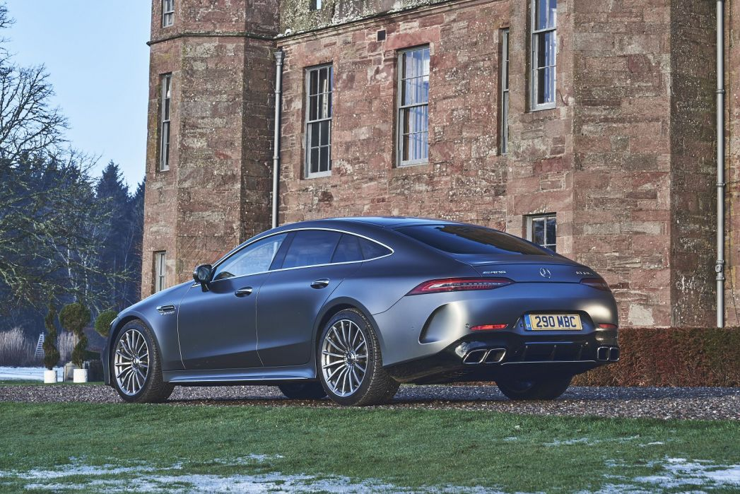 Image 2: Mercedes-Benz AMG GT Coupe GT 63 S 4matic + 4dr Auto
