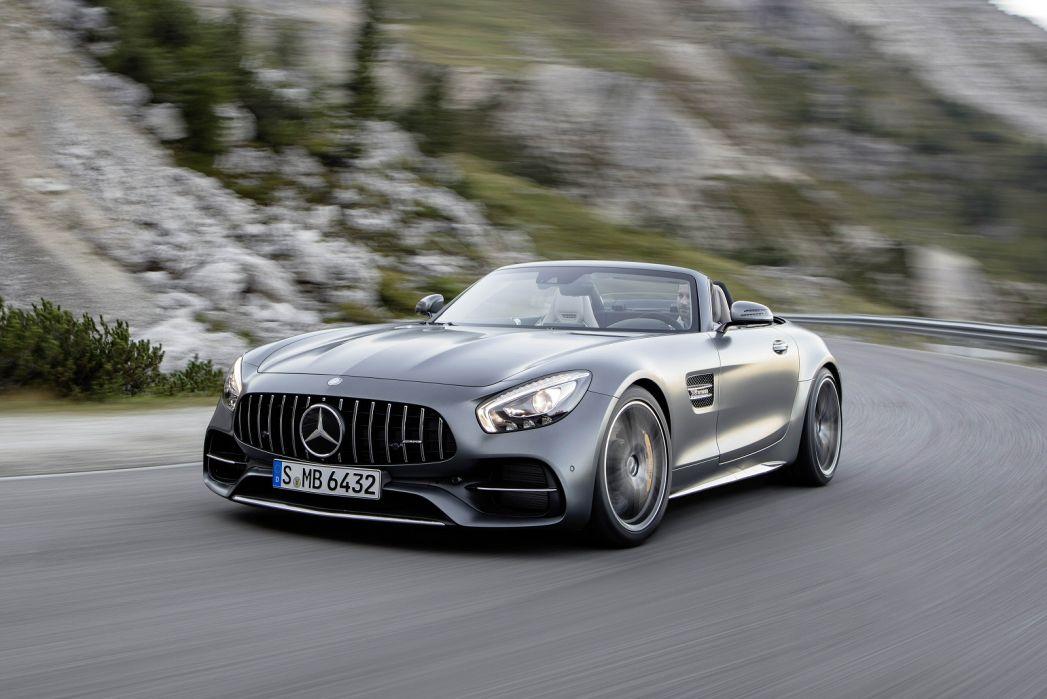 Image 2: Mercedes-Benz AMG GT Roadster GT C 2dr Auto
