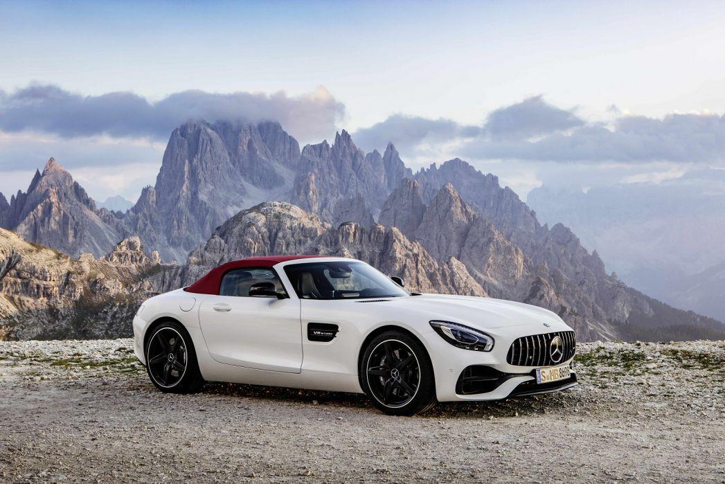 Image 4: Mercedes-Benz AMG GT Roadster GT C 2dr Auto