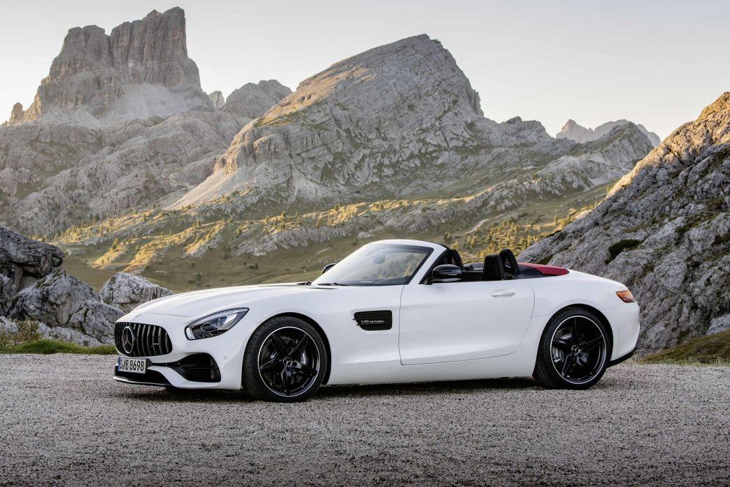 Image 5: Mercedes-Benz AMG GT Roadster GT C 2dr Auto