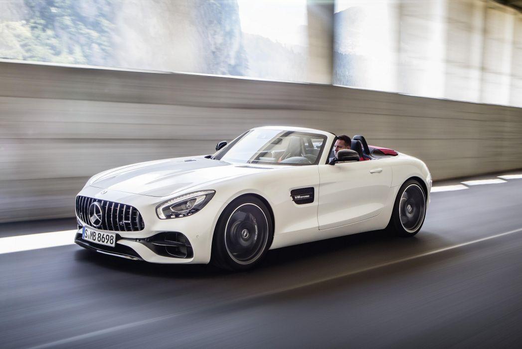 Image 6: Mercedes-Benz AMG GT Roadster GT C 2dr Auto