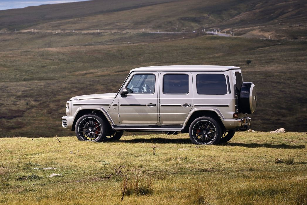 Image 2: Mercedes-Benz G Class AMG Station Wagon G63 5dr 9G-Tronic