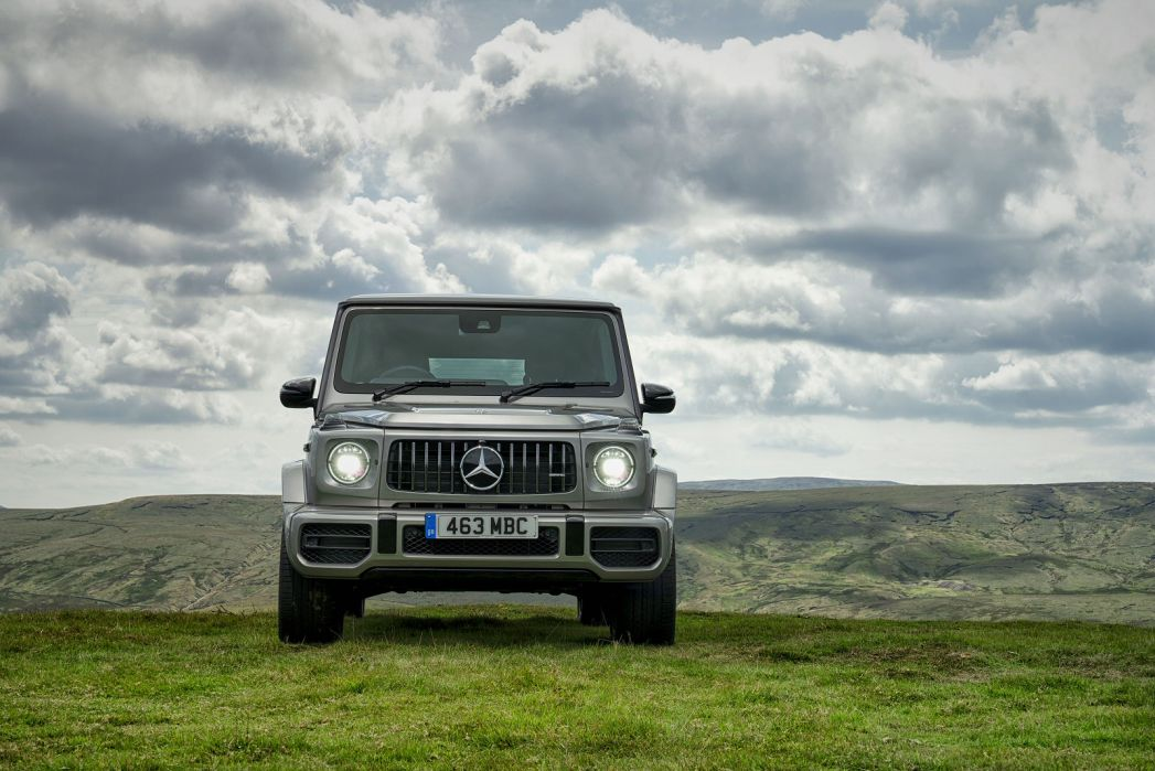 Image 3: Mercedes-Benz G Class AMG Station Wagon G63 5dr 9G-Tronic
