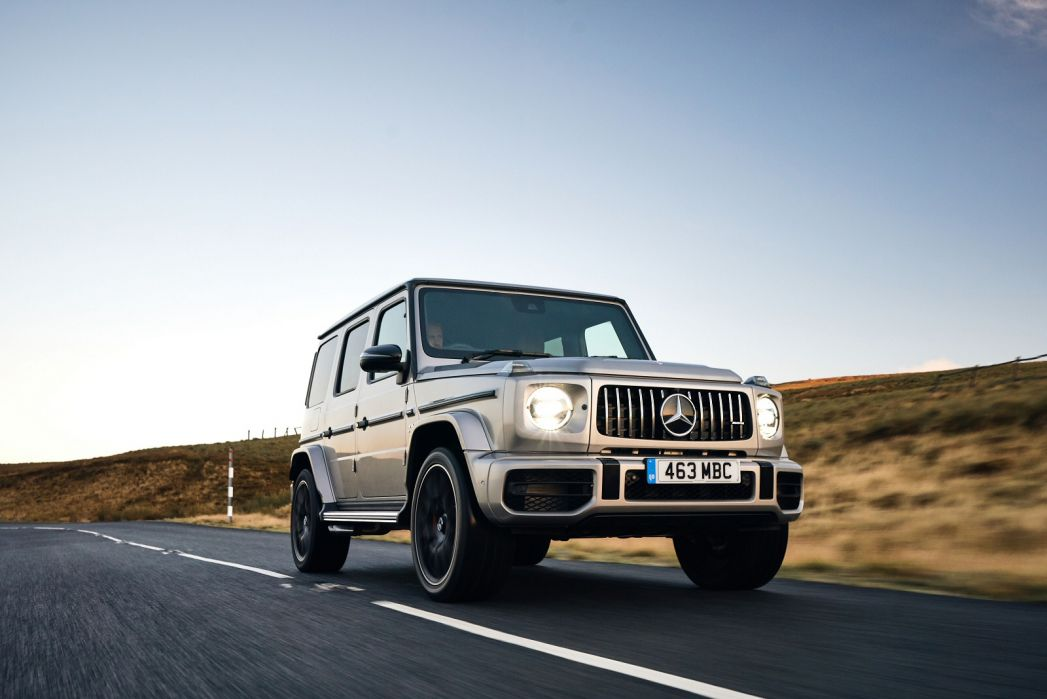 Image 5: Mercedes-Benz G Class AMG Station Wagon G63 5dr 9G-Tronic