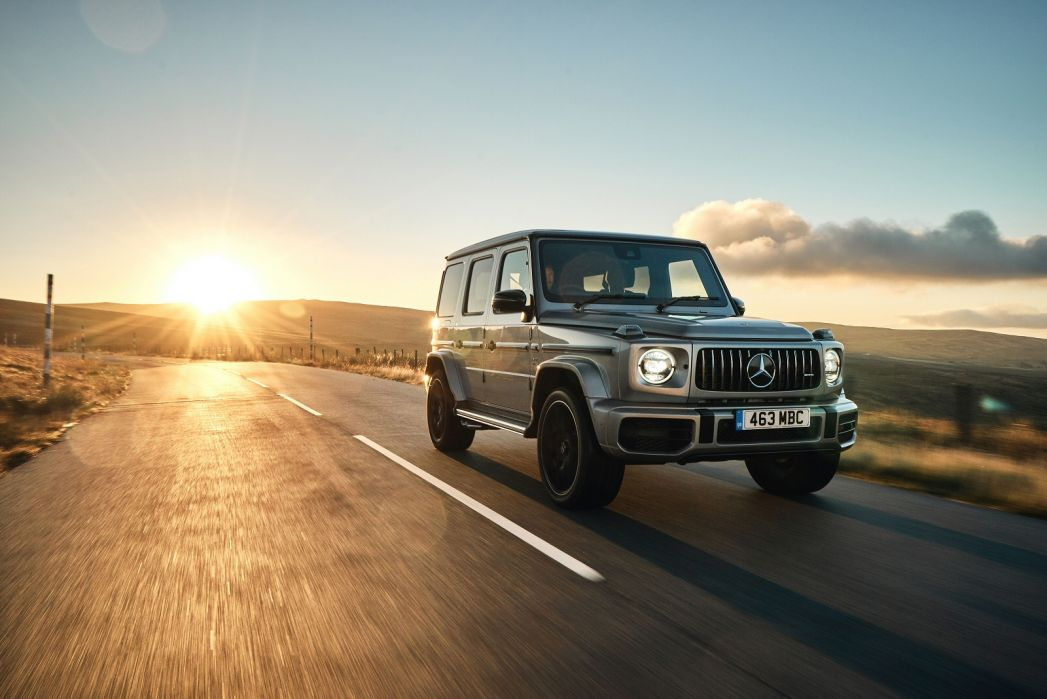 Image 6: Mercedes-Benz G Class AMG Station Wagon G63 5dr 9G-Tronic