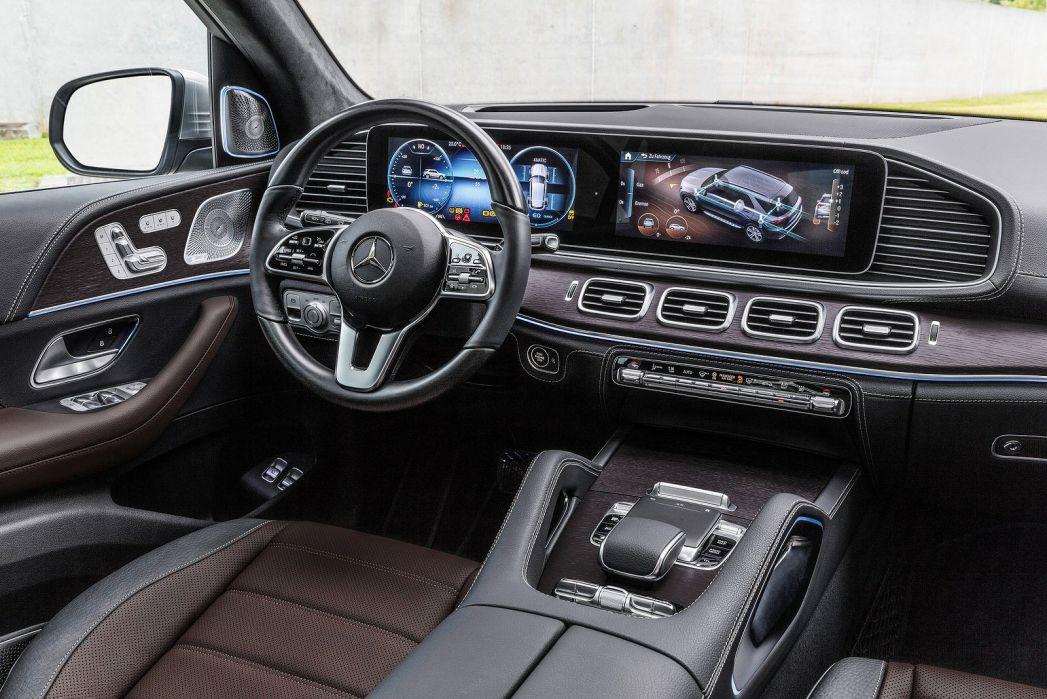 Image 6: Mercedes-Benz GLE Diesel Estate GLE 300D 4matic AMG Line Prem 5dr 9G-Tronic [7 ST]
