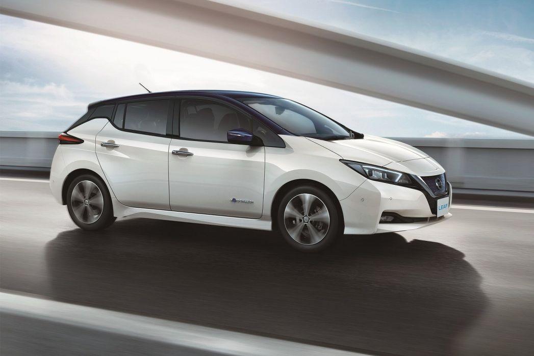 Image 6: Nissan Leaf Hatchback 110KW N-Connecta 40KWH 5dr Auto
