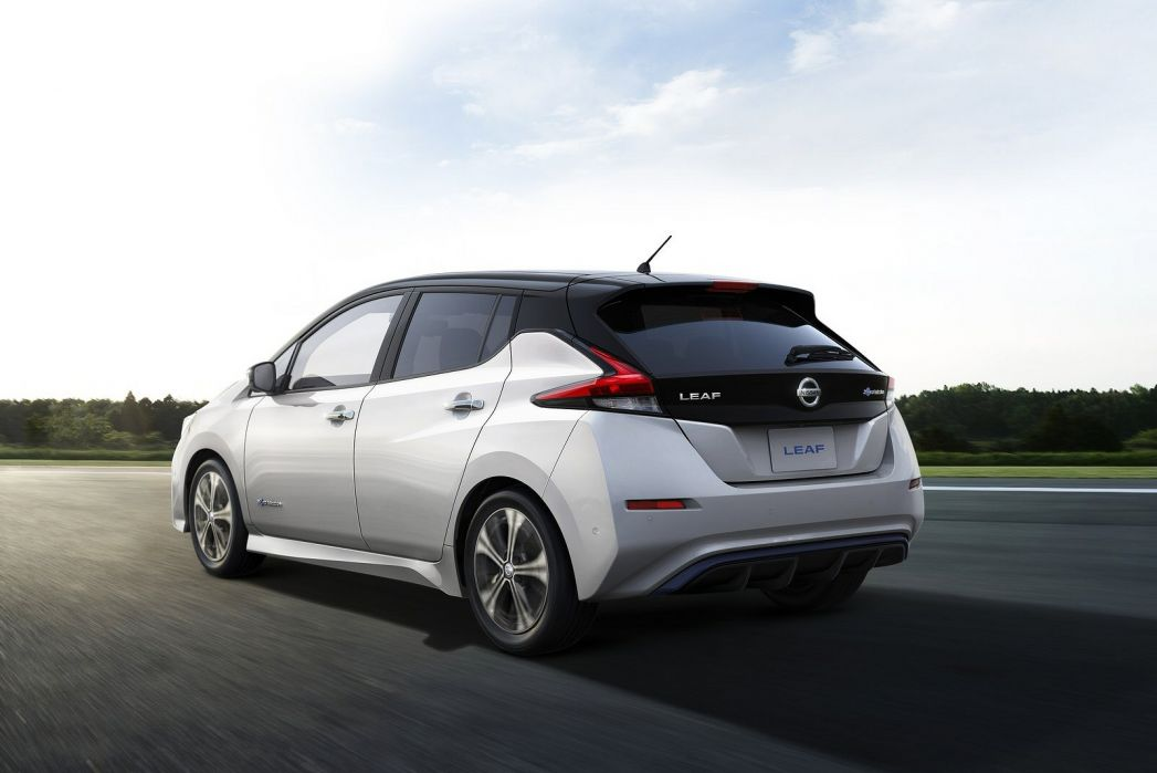 Image 6: Nissan Leaf Hatchback 110KW Acenta 40KWH 5dr Auto [6.6KW Charger]