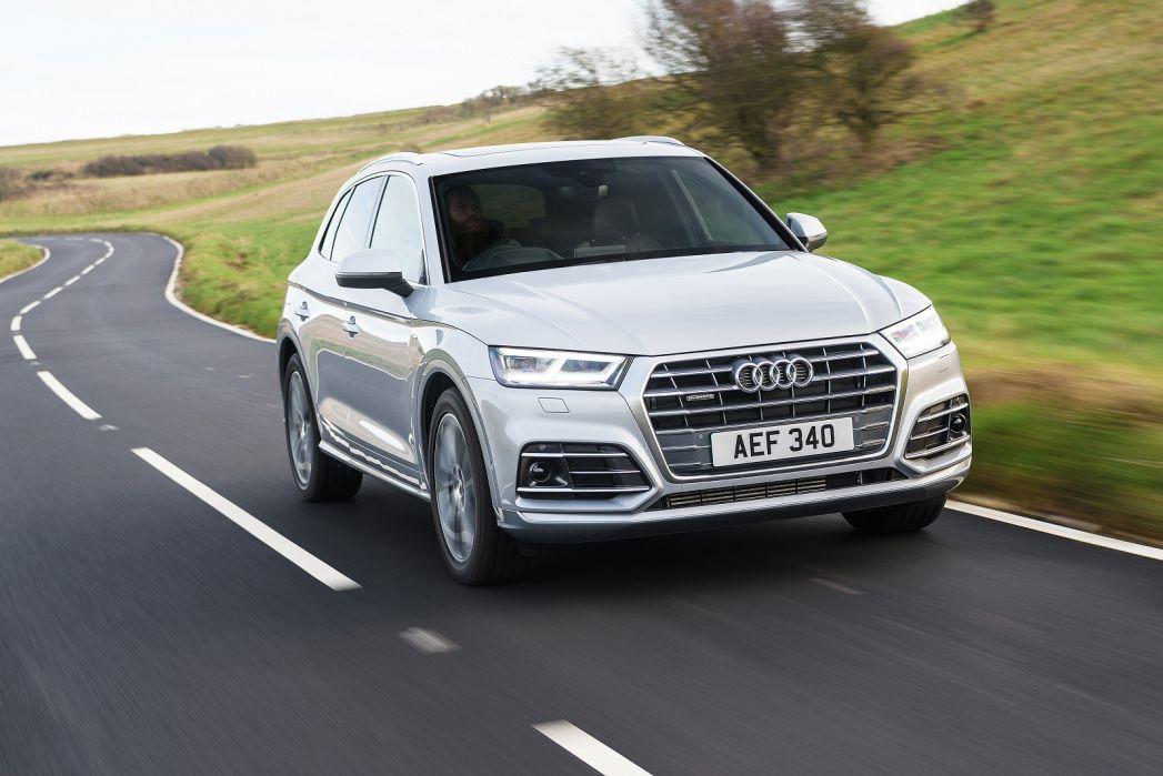 Image 3: Audi Q5 Diesel Estate SQ5 TDI Quattro 5dr Tiptronic