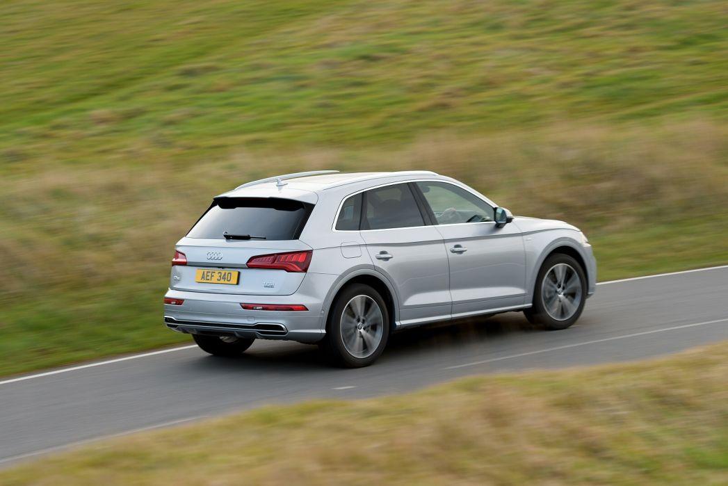 Image 5: Audi Q5 Diesel Estate SQ5 TDI Quattro 5dr Tiptronic