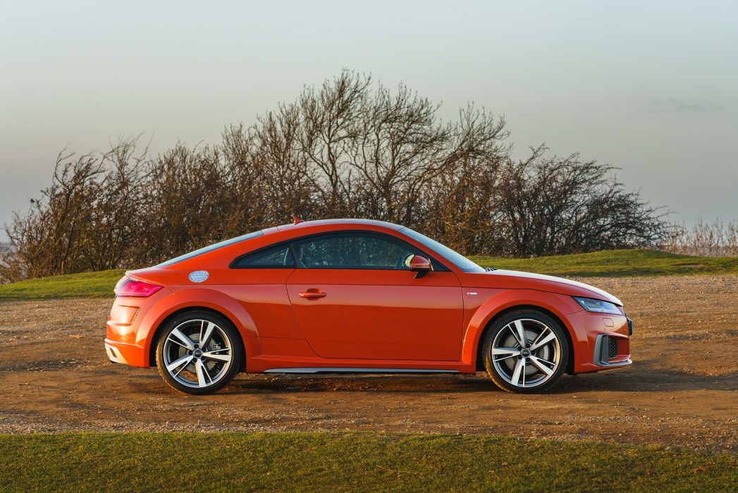 Video Review: Audi TT Coupe 45 Tfsi Quattro S Line 2dr S Tronic