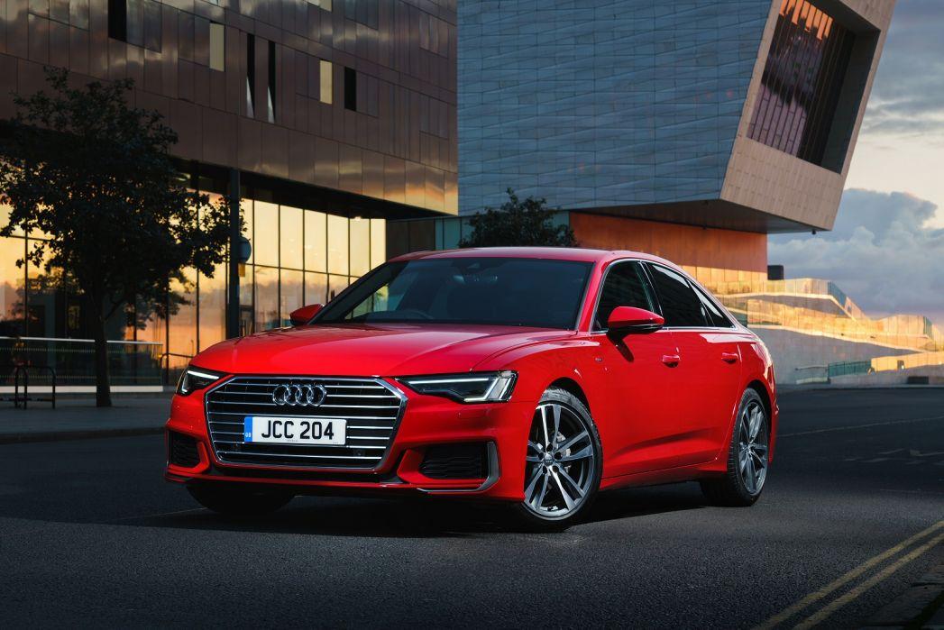 Image 6: Audi A6 Diesel Saloon 40 TDI Quattro Sport 4dr S Tronic [tech Pack]