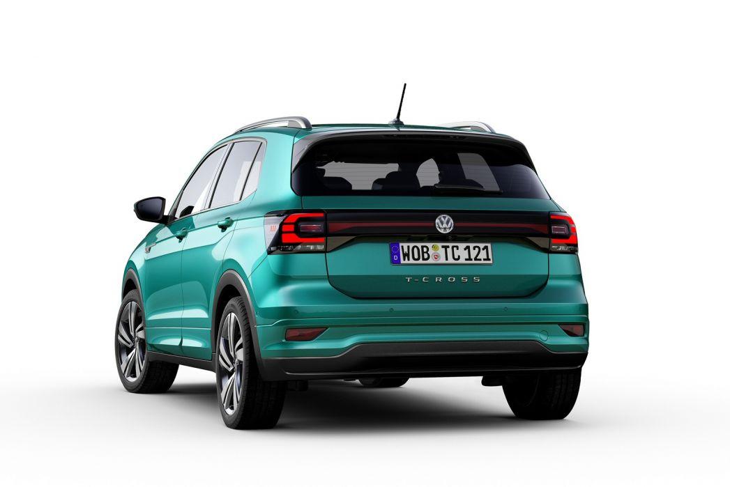 Image 6: Volkswagen T-Cross Estate 1.0 TSI 115 SE 5dr