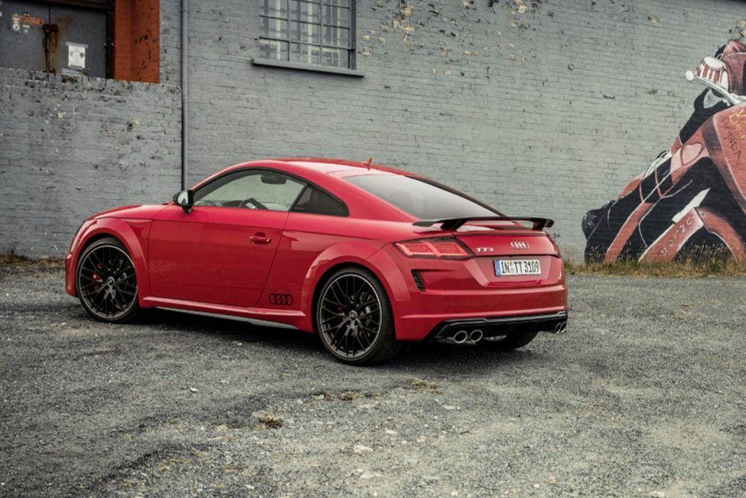 Image 2: Audi TT Roadster 50 Tfsi Quattro TTS 2dr S Tronic