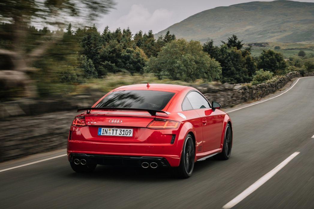 Image 5: Audi TT Coupe 50 Tfsi Quattro TTS 2dr S Tronic