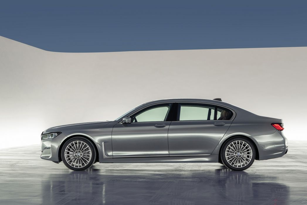 Image 2: BMW 7 Series Saloon 750I Xdrive M Sport 4dr Auto