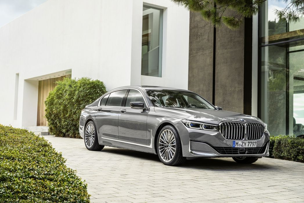 Image 4: BMW 7 Series Saloon 750I Xdrive M Sport 4dr Auto