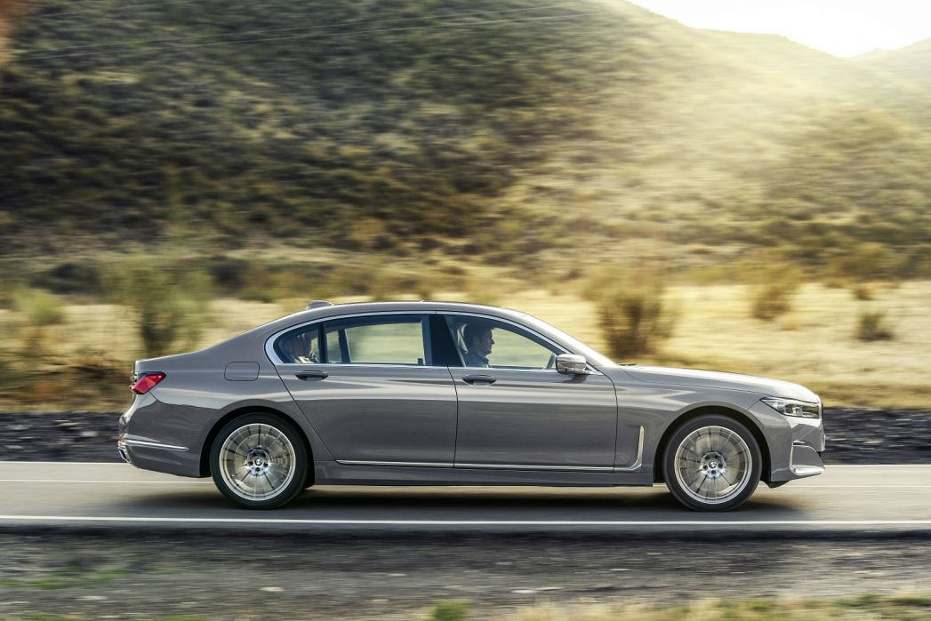 Image 5: BMW 7 Series Saloon 750I Xdrive M Sport 4dr Auto