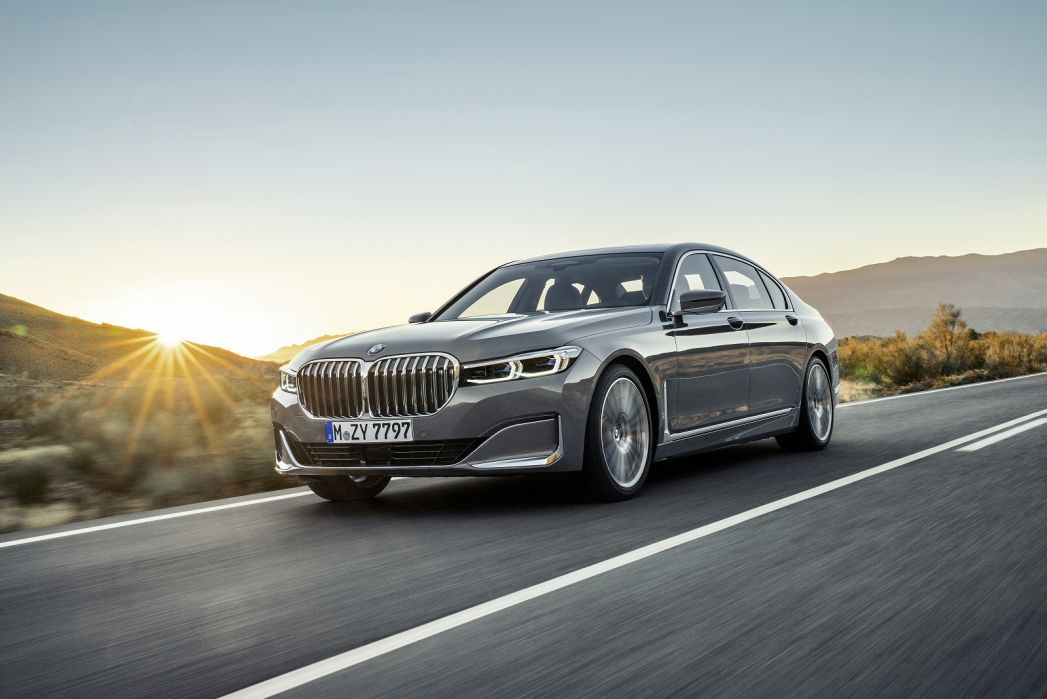 Image 6: BMW 7 Series Saloon 750I Xdrive M Sport 4dr Auto