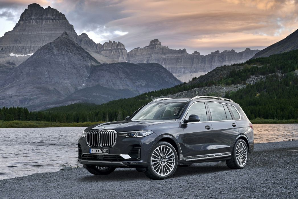 Image 1: BMW X7 Estate Xdrive40i M Sport 5dr Step Auto