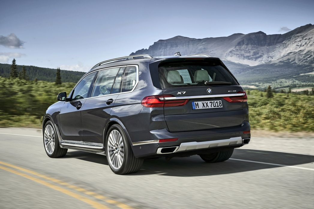 Image 4: BMW X7 Estate Xdrive40i M Sport 5dr Step Auto