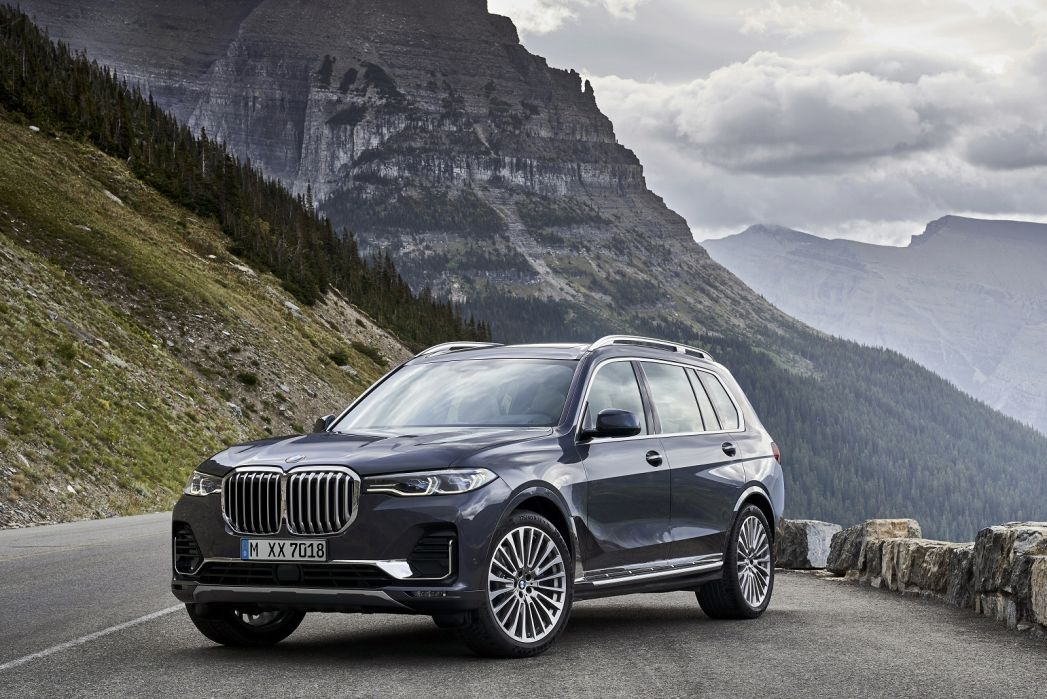 Image 6: BMW X7 Estate Xdrive40i M Sport 5dr Step Auto