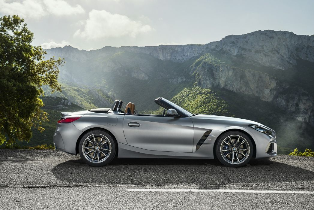 Image 1: BMW Z4 Roadster Sdrive M40i 2dr Auto