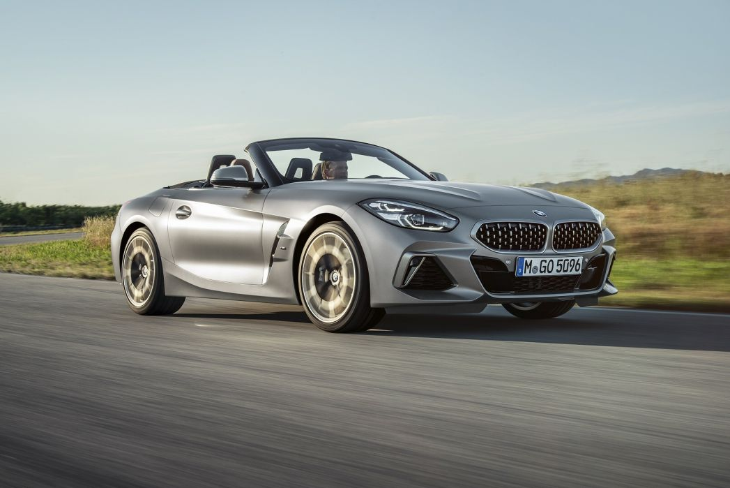 Image 2: BMW Z4 Roadster Sdrive M40i 2dr Auto