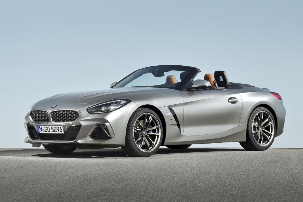 Image 4: BMW Z4 Roadster Sdrive M40i 2dr Auto