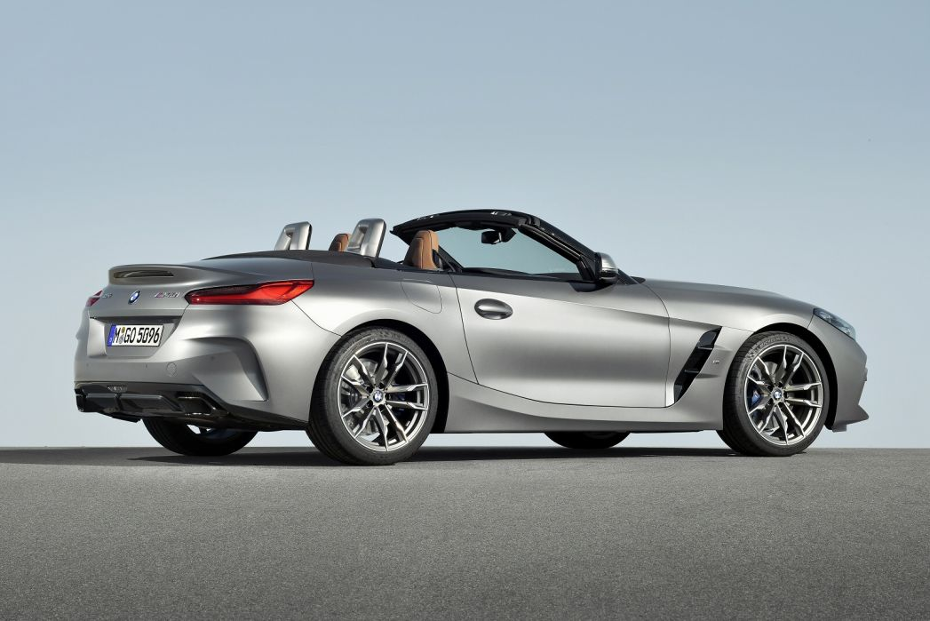 Image 6: BMW Z4 Roadster Sdrive M40i 2dr Auto
