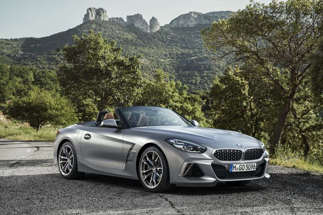Image 1: BMW Z4 Roadster Sdrive 20I M Sport 2dr Auto