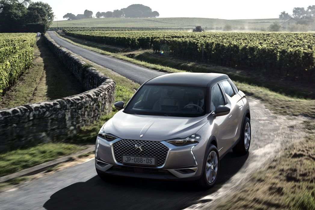 Image 3: DS DS 3 Crossback Hatchback 1.2 Puretech 130 Performance Line 5dr EAT8