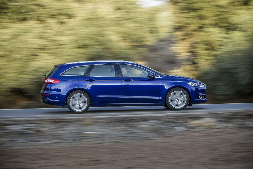 Image 4: Ford Mondeo Diesel Estate 2.0 Ecoblue 190 ST-Line Edition 5dr Powershift AWD