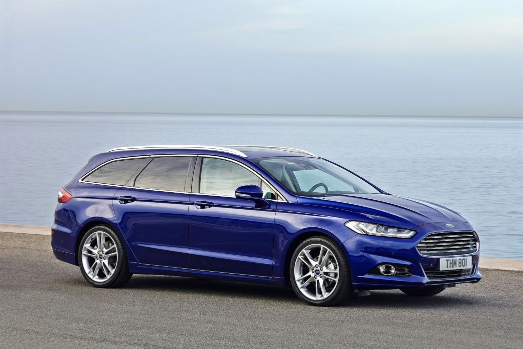 Image 5: Ford Mondeo Diesel Estate 2.0 Ecoblue 190 ST-Line Edition 5dr Powershift AWD