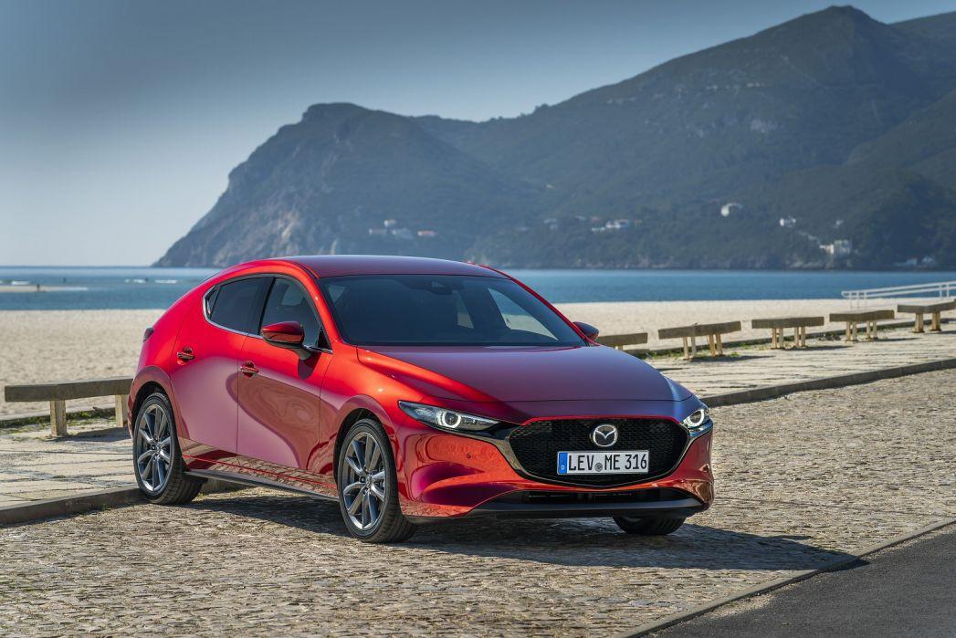 Image 2: Mazda Mazda3 Hatchback 2.0 Skyactiv G Mhev GT Sport 5dr Auto