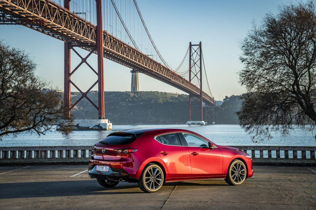Image 4: Mazda Mazda3 Hatchback 2.0 Skyactiv G Mhev GT Sport 5dr Auto