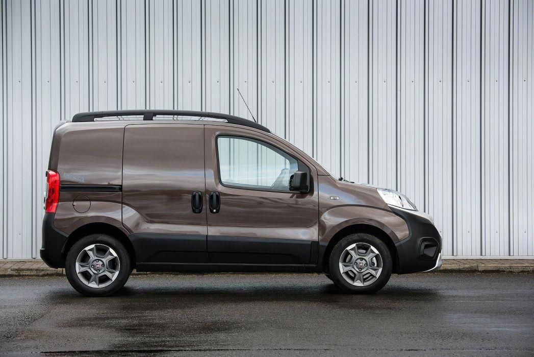 Image 1: Fiat Fiorino Cargo Diesel 1.3 16V Multijet Sportivo VAN Start Stop