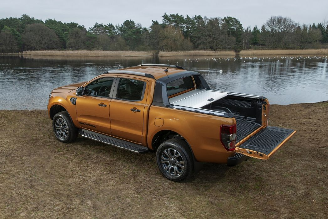 Image 3: Ford Ranger Diesel Pick UP Double CAB XLT 2.0 Ecoblue 170