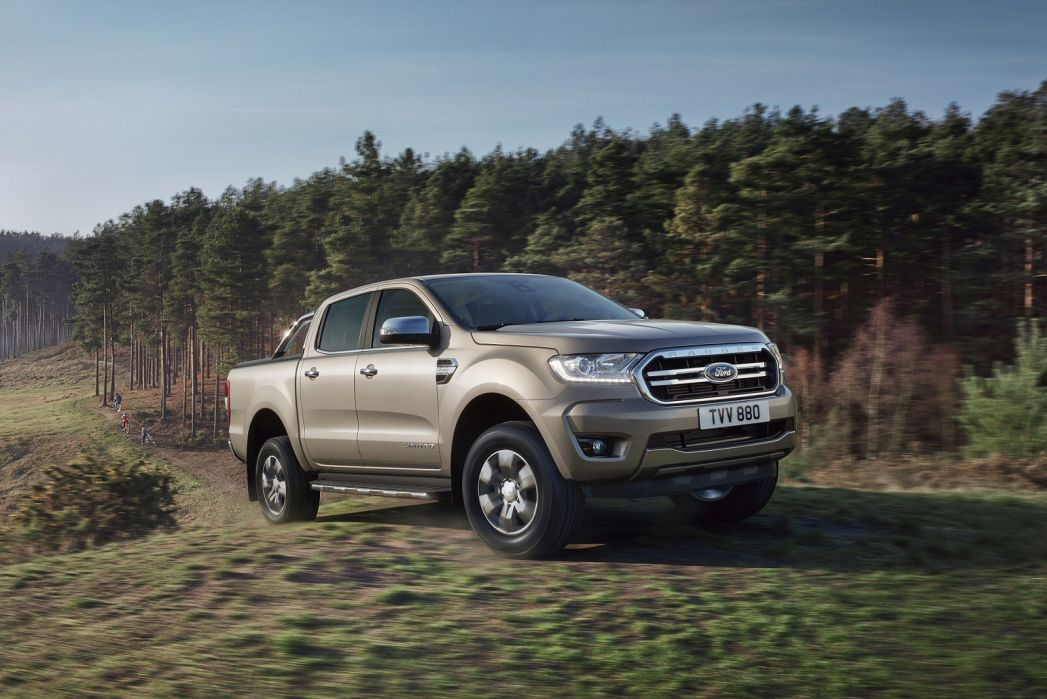 Image 5: Ford Ranger Diesel Pick UP Double CAB XLT 2.0 Ecoblue 170