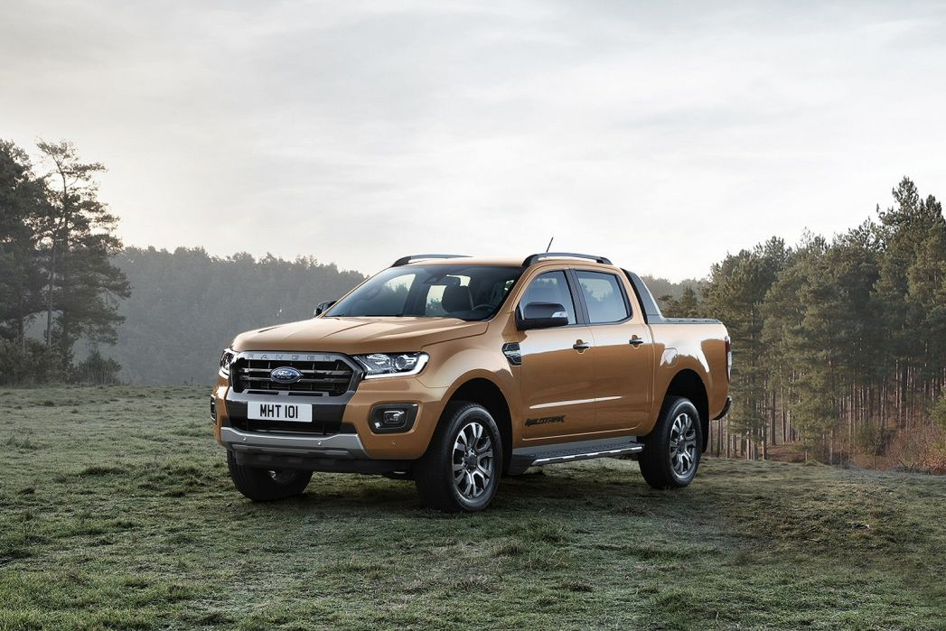 Image 1: Ford Ranger Diesel Pick UP Double CAB Limited 1 2.0 Ecoblue 170