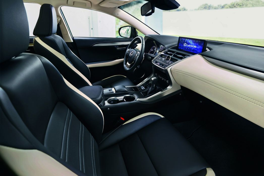 Image 3: Lexus NX Estate 300H 2.5 5dr CVT [premium Pack/PAN Roof]