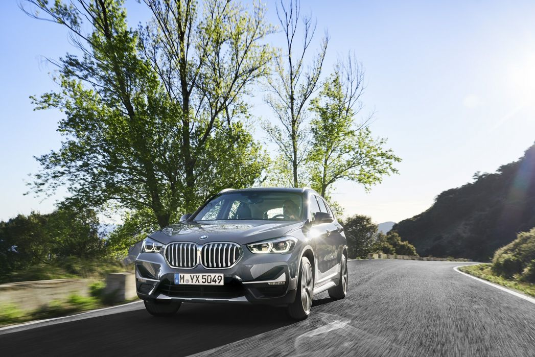 Image 3: BMW X1 Estate Sdrive 18I Xline 5dr