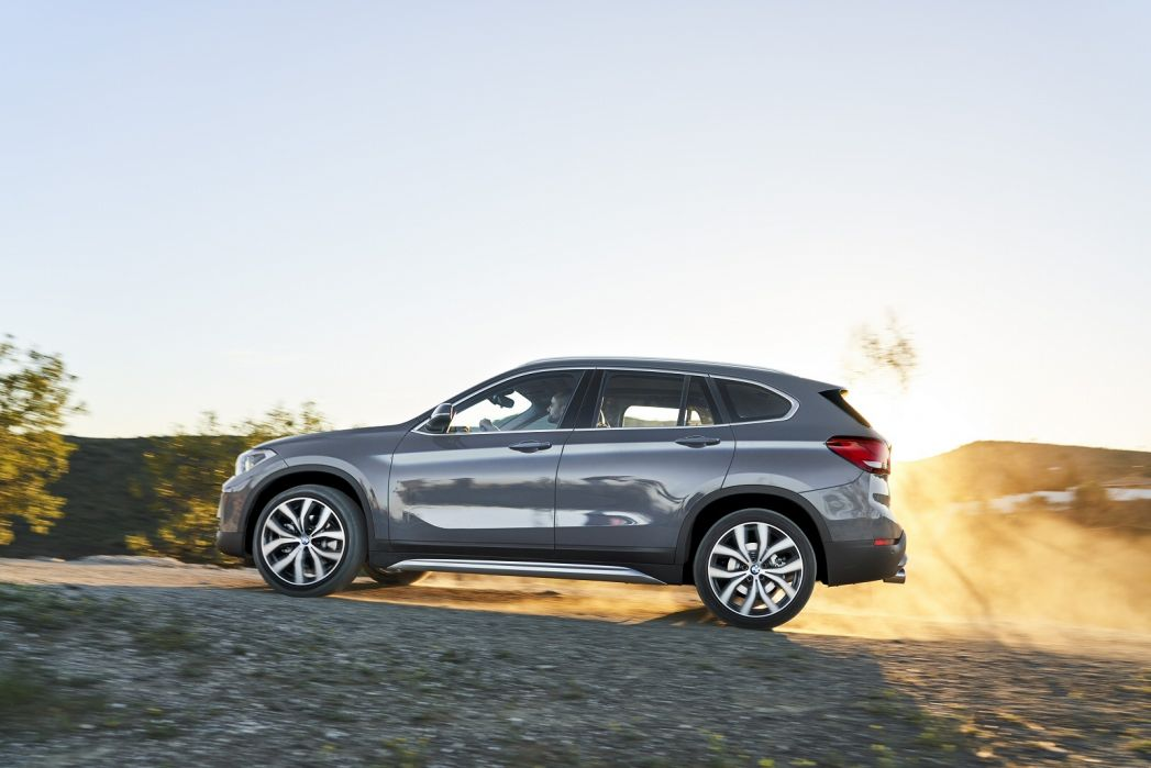 Image 4: BMW X1 Estate Sdrive 18I Xline 5dr