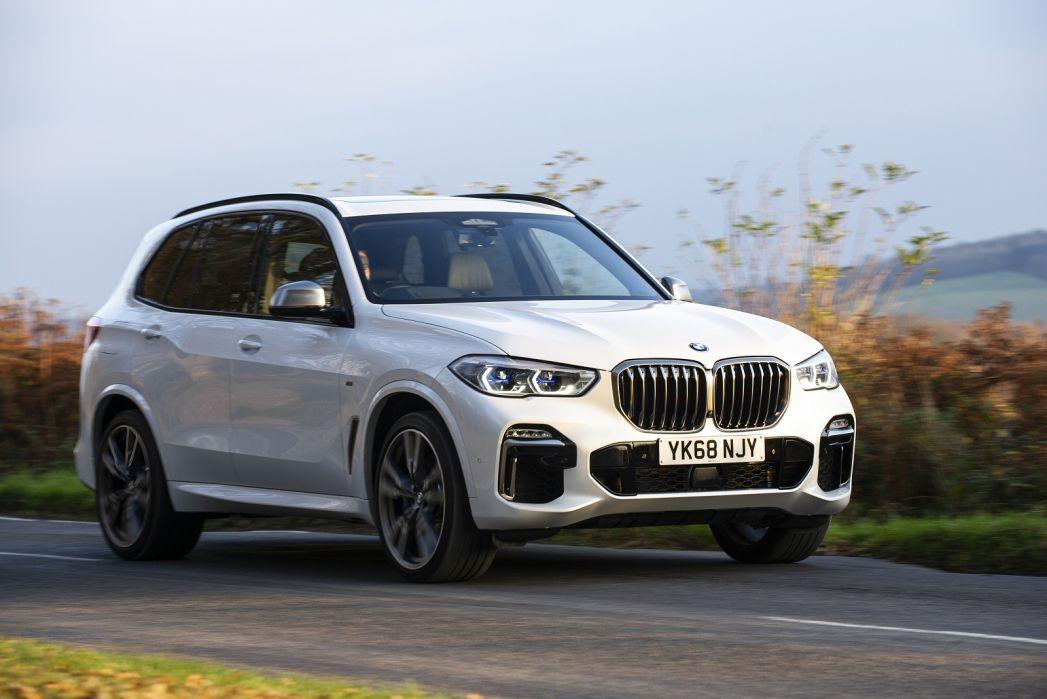 Image 3: BMW X5 Estate Xdrive45e Xline 5dr Auto