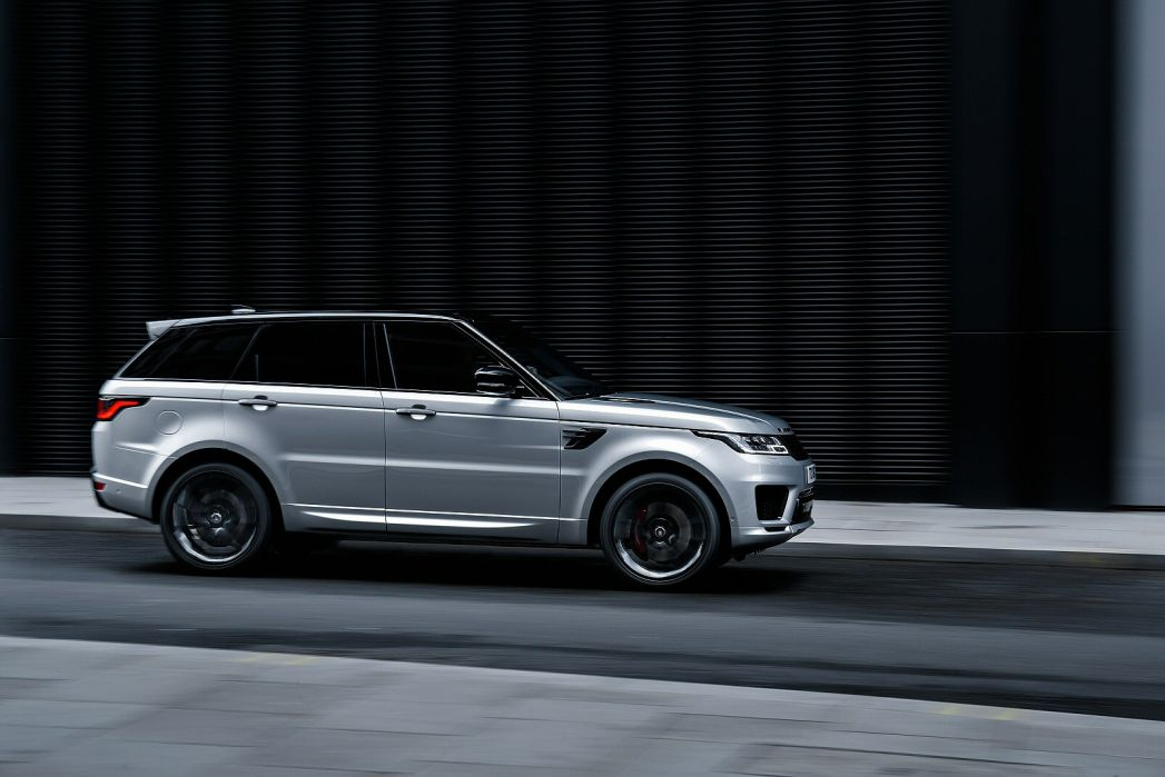Land Rover Range Rover Sport Estate 3.0 P400 HSE 5dr Auto ...